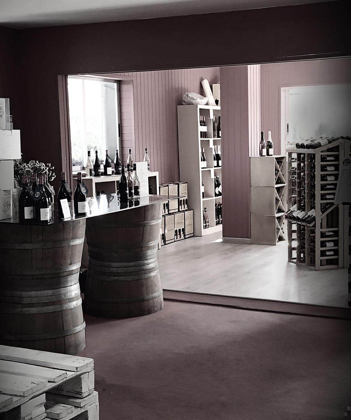 Tienda vinos Gran Bierzo