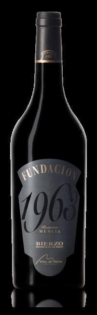 Fundación 1963 mencía Bierzo