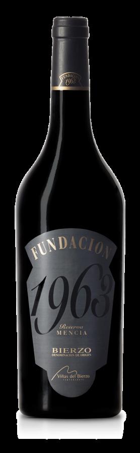 Fundación 19613 tinto mencía del Bierzo