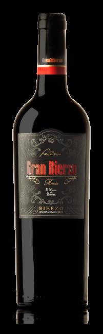 Gran Bierzo vino Mencía del Bierzo