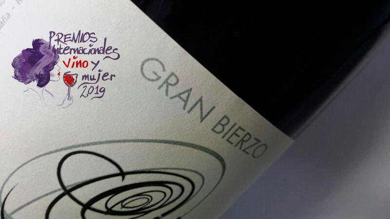 Gran Bierzo Origen, elaborado 100% con uva Mencía