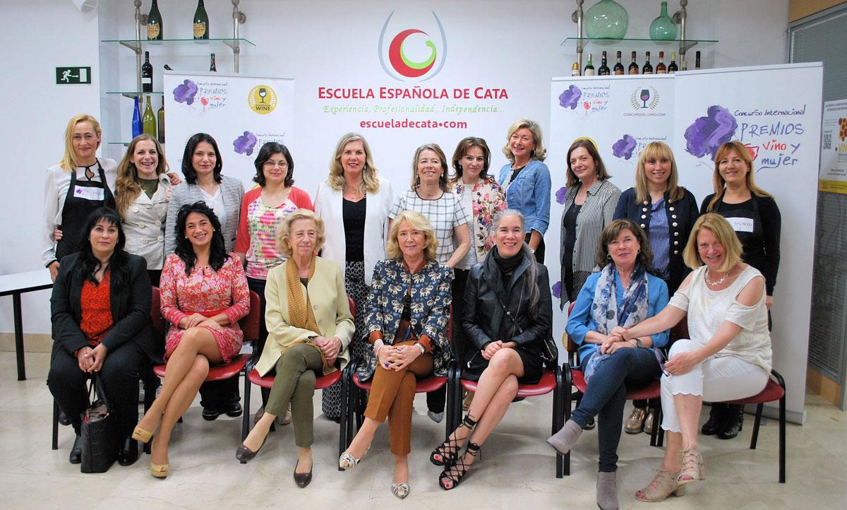 XII edición de los Premios Internacionales Vino y Mujer 2019