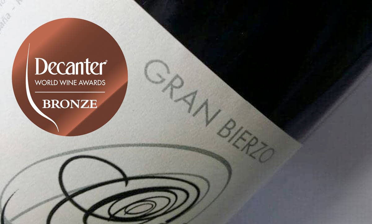 Concurso de Vino «DECANTER WORLD WINE AWARDS 2019»