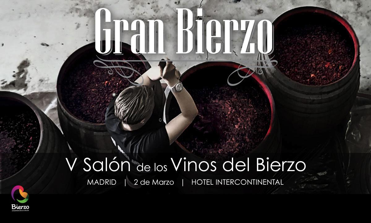 V Salón de los Vinos del Bierzo en Madrid