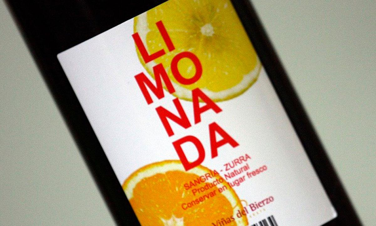 limonada 100% mencía
