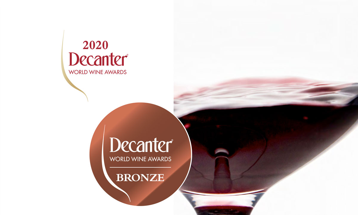 "Concurso de Vino ""DECANTER WORLD WINE AWARDS 2020"""