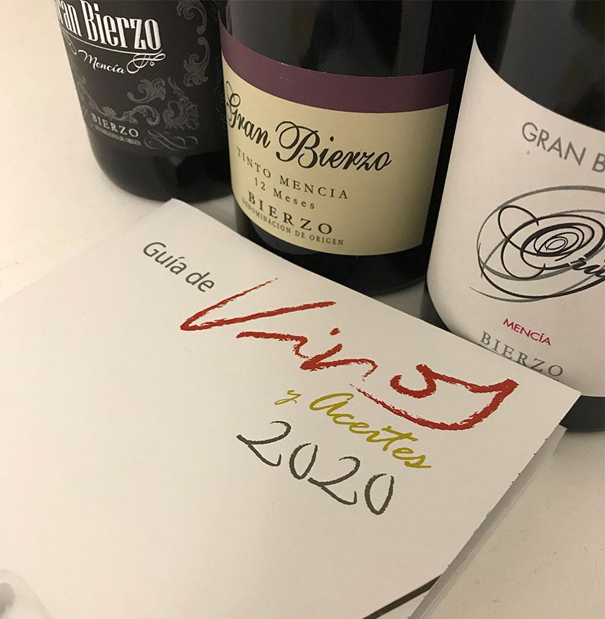 uía de vinos y aceites 2020