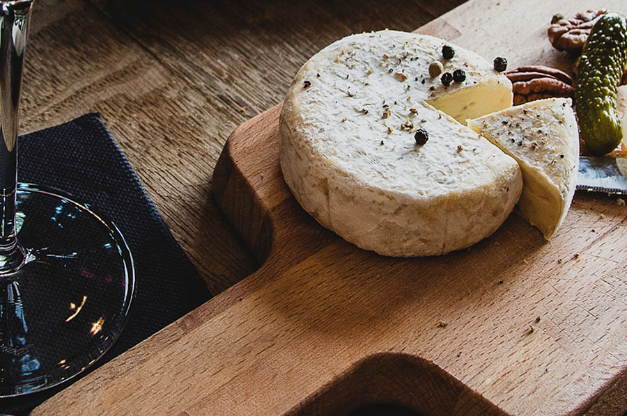 Gran bierzo Godello con queso