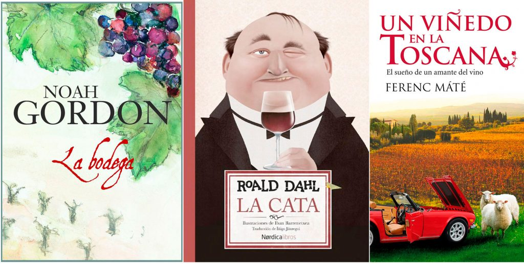 libros imprescidibles sobre vino