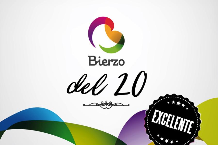 """EL BIERZO DEL 20 """"EXCELENTE"""""""